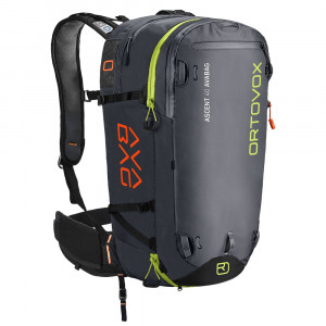 Ortovox Ascent 40 Avabag Kit - black anthracite