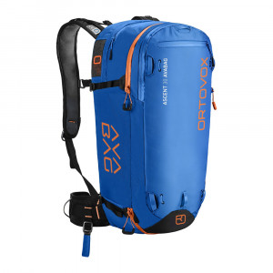 Ortovox Ascent 30 Avabag - safety blue