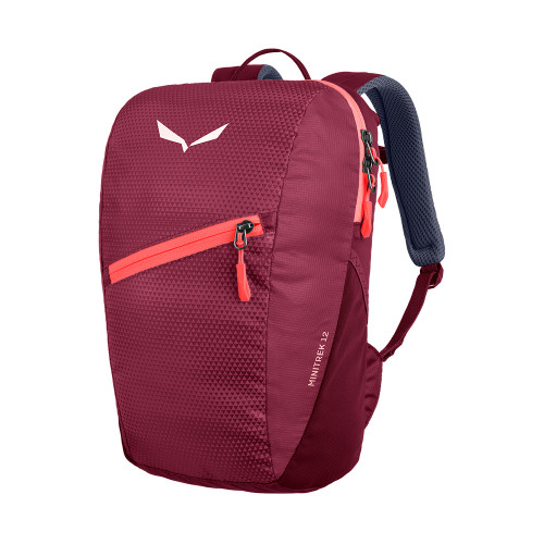 Salewa Minitrek 12L Backpack - rhodo red