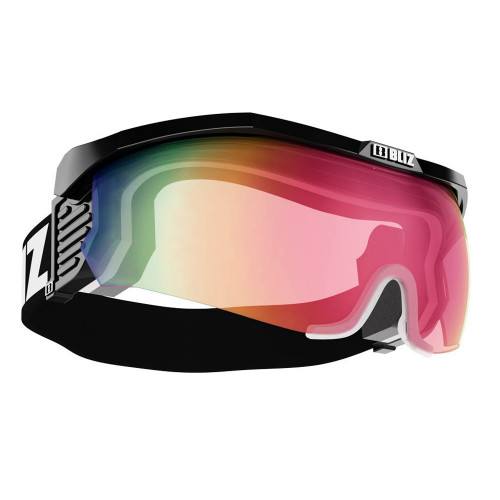 Bliz Proflip Max Smallface - black/pink with red multi