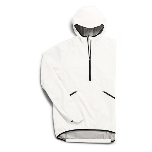 On Waterproof Anorak - white