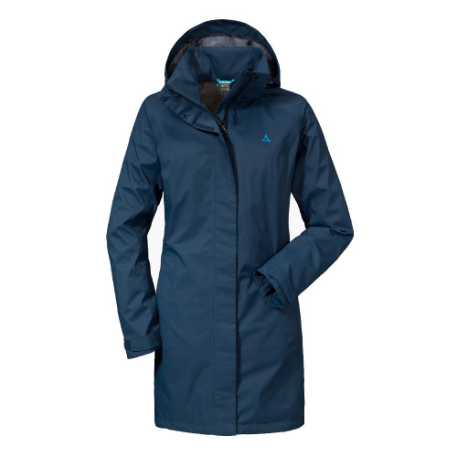 Schöffel Coat Easy L Women - dress blues