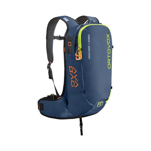 Ortovox Cross Rider 18 Avabag Kit - night blue