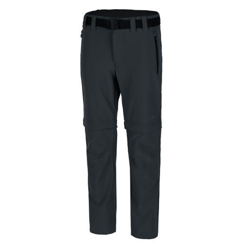 CMP Zip Off Pant Boy - antracite