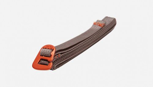 Exped Accessory Strap UL 120 cm - grey/terracotta