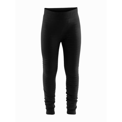 Craft Warm Comfort Pants Junior - black