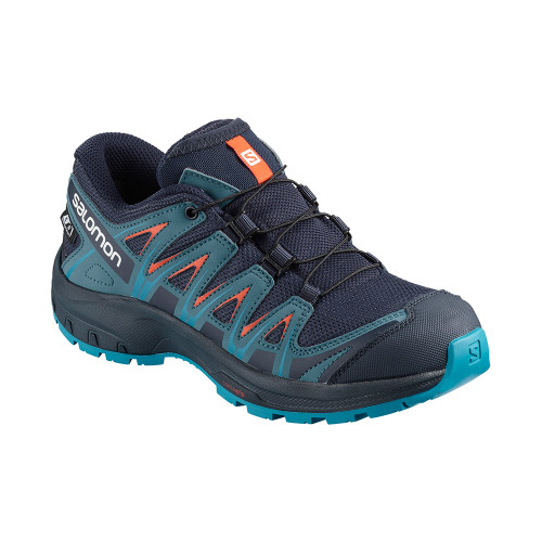 Salomon XA Pro 3D CSWP Junior - gargoyle/black/charlock