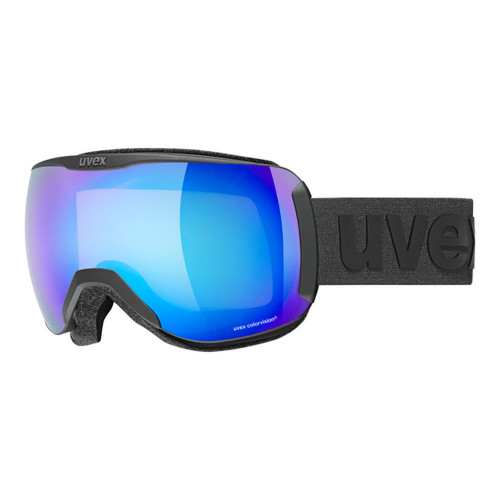 Uvex Downhill 2100 CV - blck SL/blue-green