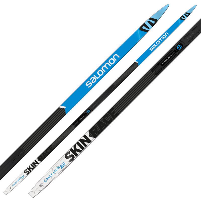 Salomon SRace eSkin Shift soft + Prolink Shift Race Classic