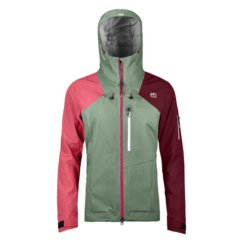 Ortovox 3L Ortler Jacket Women SKI WILLY.COM
