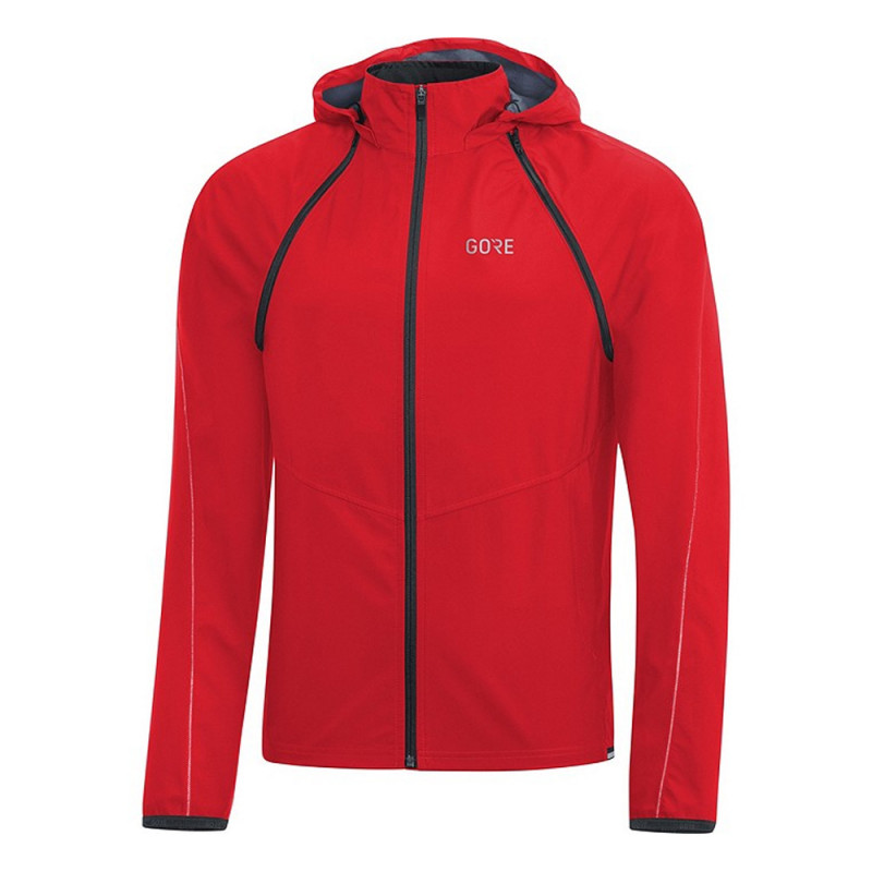 Gore Wear R3 WINDSTOPPER® Zip Off Jacket SKI WILLY.COM