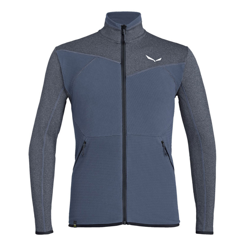 Salewa Puez Hybrid Polarlite Full Zip Fleece Jacket SKI
