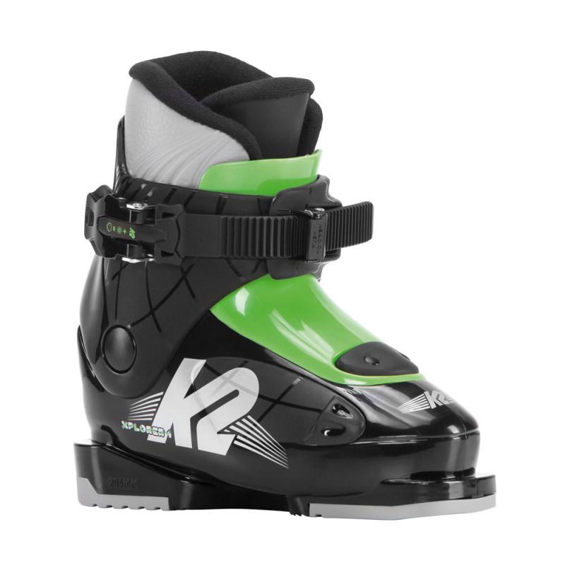 K2 Xplorer 1 Kids SKI WILLY.COM