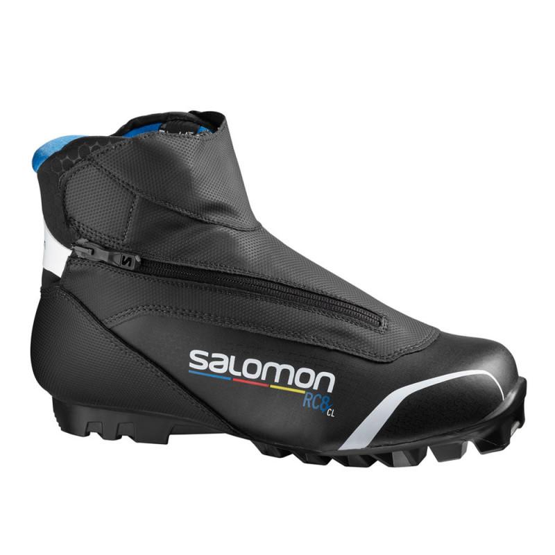 Sns Classic Pilot Willy Salomon Ski com Rc 8 IyvbfY6g7