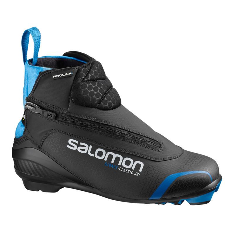 Salomon SRace Classic Junior Prolink SKI WILLY.COM