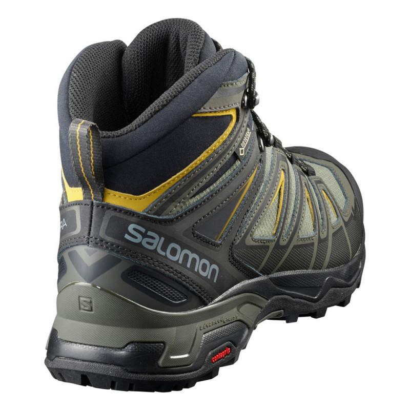 best service 36b78 92271 Salomon X Ultra 3 Mid GTX Wide - SKI-WILLY.COM