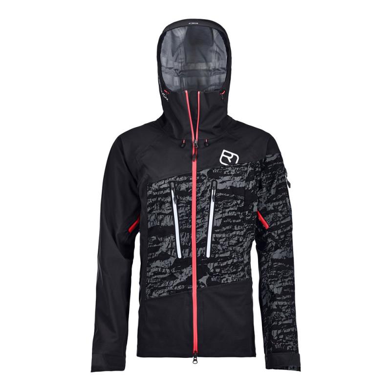 Ortovox 3L Guardian Shell Jacket Women SKI WILLY.COM