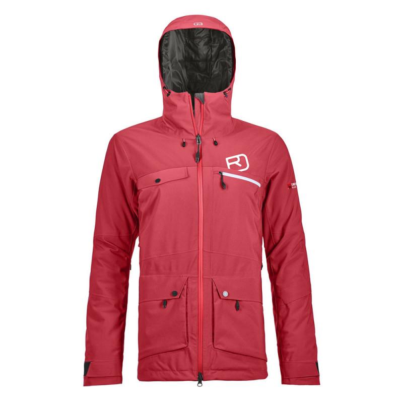 Ortovox 2L Swisswool Andermatt Jacket Women SKI WILLY.COM