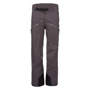 Black Diamond Sharp End Shell Pants - slate