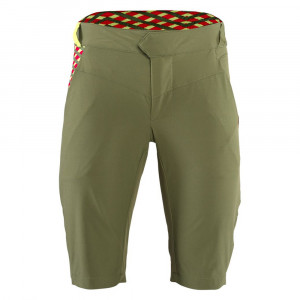Silvini Alma Bike Pants Women - olive/punch