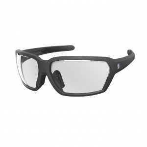 Scott Vector Sunglasses - black matt/clear