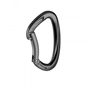 Mammut Crag Key Lock bent Gate - phantom