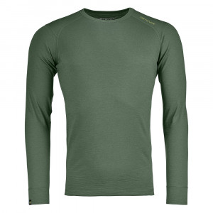 Ortovox 145 Ultra Long Sleeve - green forest