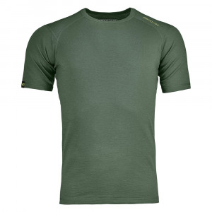 Ortovox 145 Ultra Short Sleeve - green forest