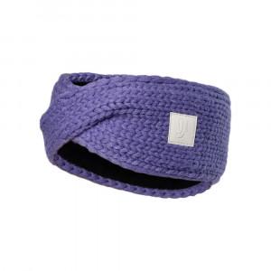 Johaug Twist Headband Women - purpl