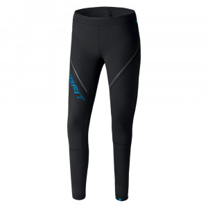 Dynafit Winter Running Tights Women - black out