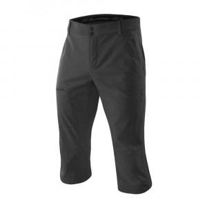 Löffler 3/4 Pants CSL - anthracite