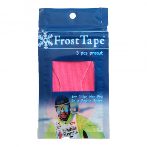 Frost Tape 3 piece precut - pink