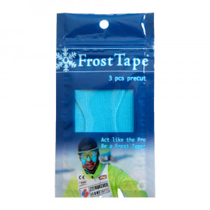 Frost Tape 3 piece precut - turquoise