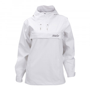 Swix Blizzard Anorak Women - snow white