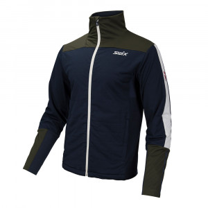 Swix Blizzard XC Jacket - dark navy
