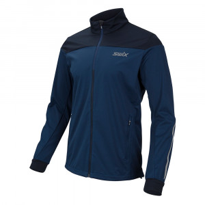 Swix Cross Jacket - estate blue