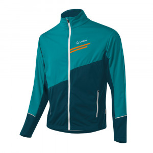 Löffler Evo Ws Light Jacket - lagoon