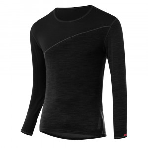 Löffler Transtex Merino Shirt - black