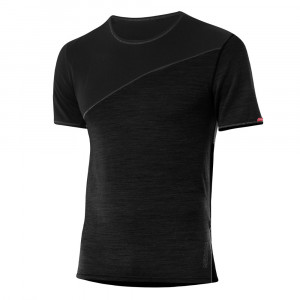 Löffler Transtex Merino T-Shirt - black