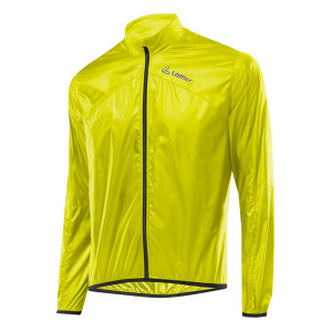 Löffler Bike Jacket Windshell - neon yellow