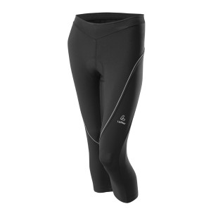 Löffler Bike Hose Tour 3/4 Women black