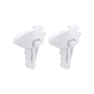 Swix Locking Cap Triac Handle - white