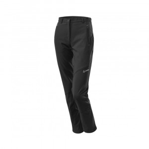 Löffler Active-Stretch Comfort Pants Long Women - black