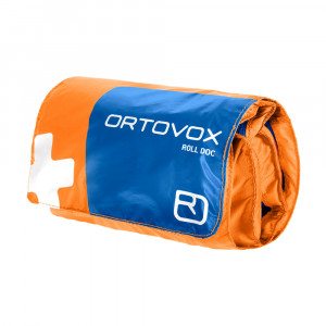 Ortovox First Aid Roll Doc - shocking orange