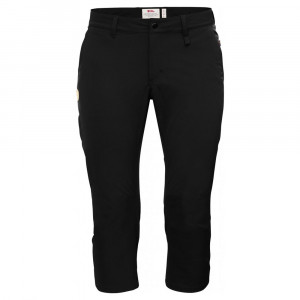Fjällräven Abisko Capri Trousers Women - black