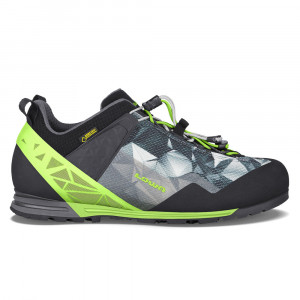 Lowa Approach Pro GTX Lo - anthracite/lime