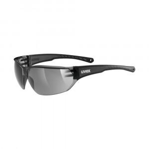 Silver Uvex Sport Style 215 BLACK//ltm