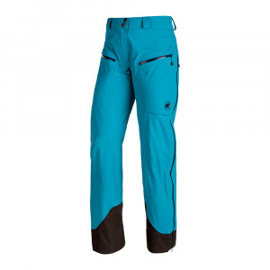 Mammut Luina Tour HS Pants Women - aqua