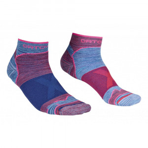 Ortovox Alpinist Low Socks Women - hot coral