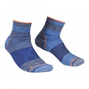 Ortovox Alpinist Quarter Socks - dark grey
